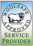 Woolsafe Service Provider logo